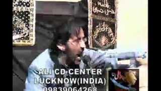 Syed Abbas Irshad Naqvi (Islam Din-e-Tazeem hai)-2006-Majlis-1