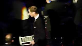 Duke and Duchess of Cambridge at Royal Albert Hall 11.05.12 HD