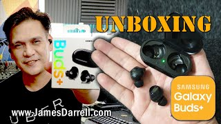 Samsung Galaxy Buds+ Unboxing Video by Darrell James