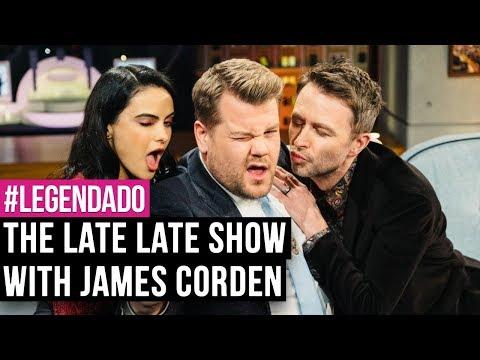 [LEGENDADO] Camila Mendes no The Late Late Show com James Corden 📺