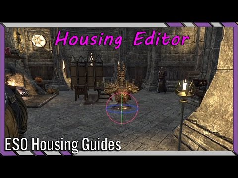 ESO Housing Editor Guide - Elder Scrolls Online Homestead
