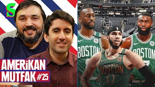 Boston Celtics, Devin Booker, NBA Top Shot I Kaan Kural-İnan Özdemir & Amerikan Mutfak S4B25