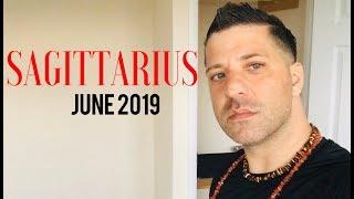 SAGITTARIUS June 2019 - SUCCESS   IMPORTANT TRANSITION   DREAMS & Love - Sagittarius Horoscope Tarot