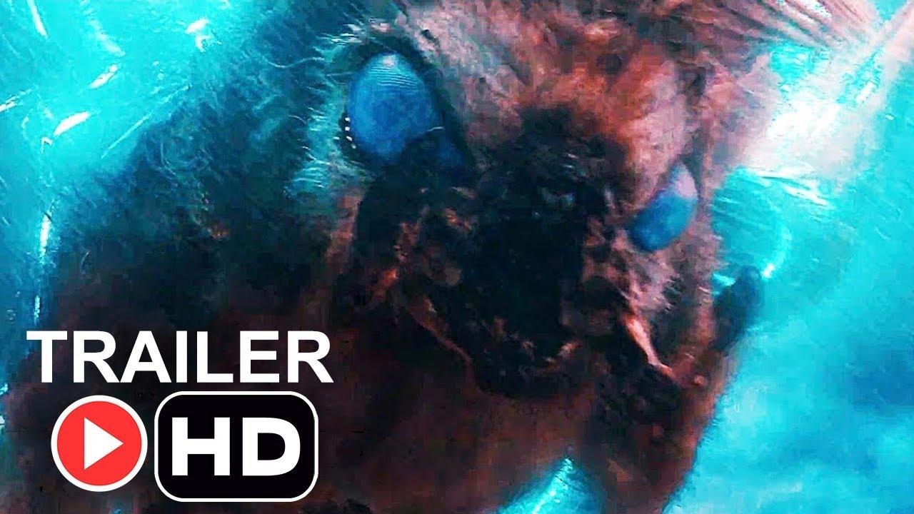 Godzilla 2 El Rey De Los Monstruos Trailer 2 Español Latino Subtitulado Youtube