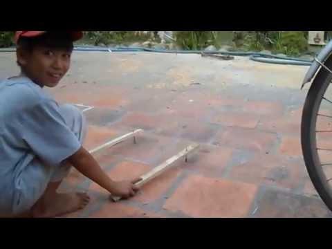 Cách làm pháo diêm nổ to - Petard with Matches Homemade