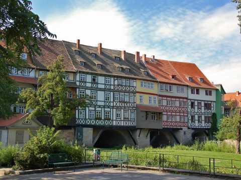 Erfurt - Thüringen - Deutschland - J. M. Kraus