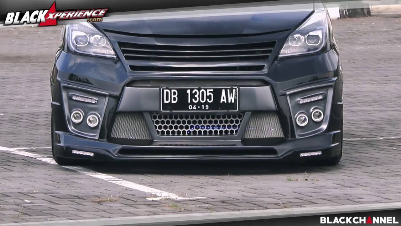 520 Koleksi Modifikasi Mobil Alphard 2016 Gratis