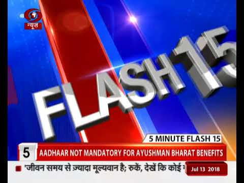 5 Minute Flash 15: Top news in 5 minutes