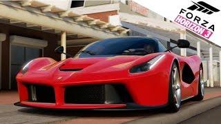 Forza Horizon 3 | Ferrari LaFerrari Gameplay [Xbox One]