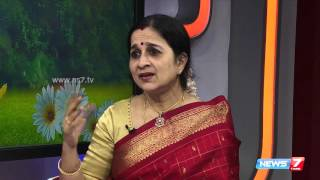 Singer Lakshmi Rangarajan speaks about Carnatic music 1/2 | Varaverpparai | News7 Tamil