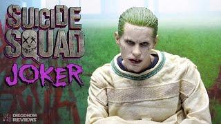 Hot Toys JOKER Arkham Suicide Squad Review BR / DiegoHDM