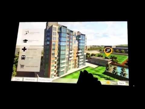 Foresight Interactive Architecture Live Demo