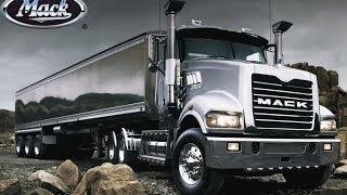 """Mega Maquinas - Mack Trucks""""Caminhões""""  (COMPLETO)"""