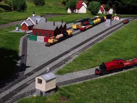 Kewrail Transport Media: Southport Model Railway Village