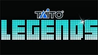 Taito Legends PS2 gameplay