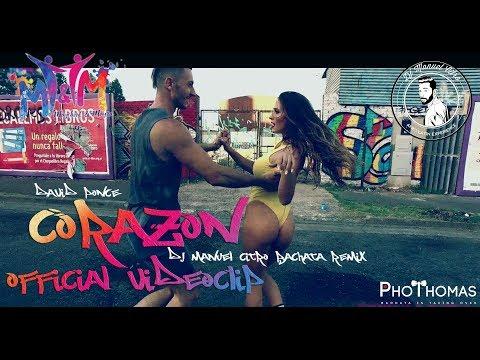 David Ponce - Corazón (DJ Manuel Citro Bachata Remix) ► OFFICIAL VIDEO | by Maycheal & Mayra