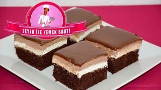 Nutella Schnitten - Nutella Dilimleri - Leyla ile Yemek Saati