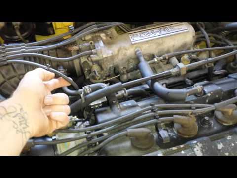 Honda prelude, fail smog for high NOx. How to check EGR valve. FIX