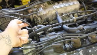 honda prelude, fail smog for high nox. how to check egr valve. fix - youtube  youtube