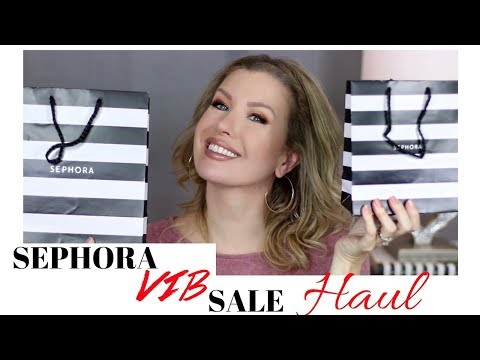 Sephora VIB Sale Fall 2018 Haul + A Few Things from Ulta- Risa Does Makeup