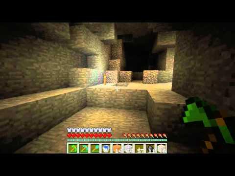 Como Hacer Una Buena Mina En Minecraft Tutorial Comentado Youtube
