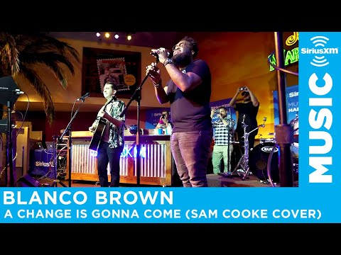 Download Lagu  Blanco Brown - A Change Is Gonna Come/Tennessee Whiskey Sam Cooke Cover Live @ Margaritaville Mp3 Free