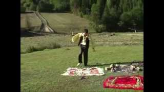 "Цыганский танец из клипа ""Андо Шатро""."