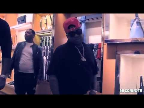 Peewee Longway Hangs With On Scenes Tv & Perform Live In Dallas,Tx | Shot by @OnScenesTv