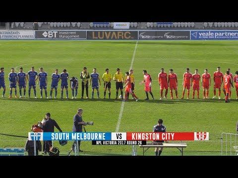 NPL 2017 (R26) :: South Melbourne v Kingston City