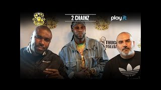 DRINK CHAMPS: Episode 7 w/ 2 Chainz   Talks DTP beginnings, Lean, Becoming an Entrepreneur + more
