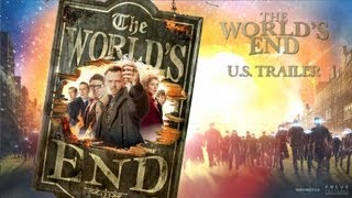 THE WORLD'S END - Official Trailer