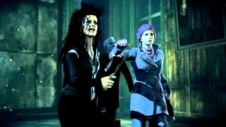 Harry Potter: Deathly Hallows P1 (PC) walkthrough - Bellatrix