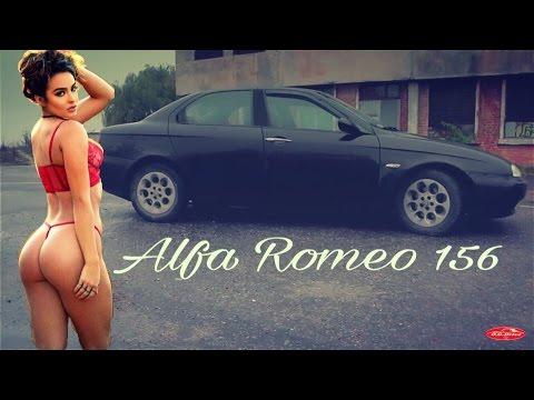 Тест драйв Alfa romeo 156,  альфа ромео 156, O.G.DRIVE