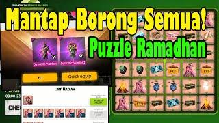 Download Video Borong Semua Hadiah Event Puzzle Ramadhan Free Fire MP3 3GP MP4