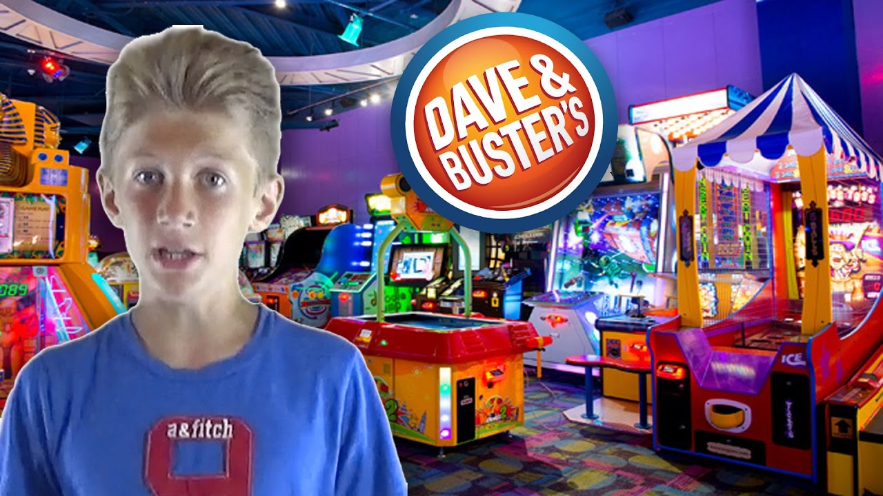 How Many Tickets Can I Win At Dave Busters