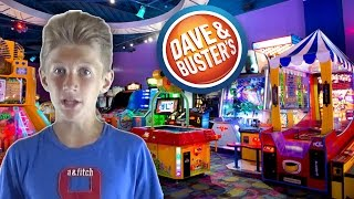How Many Tickets Can I Win At Dave & Busters   ? | Arcade Quest