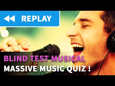 [❰❰ REPLAY] BLIND TEST MUSICAL ! /w DeoLynK & Plooper