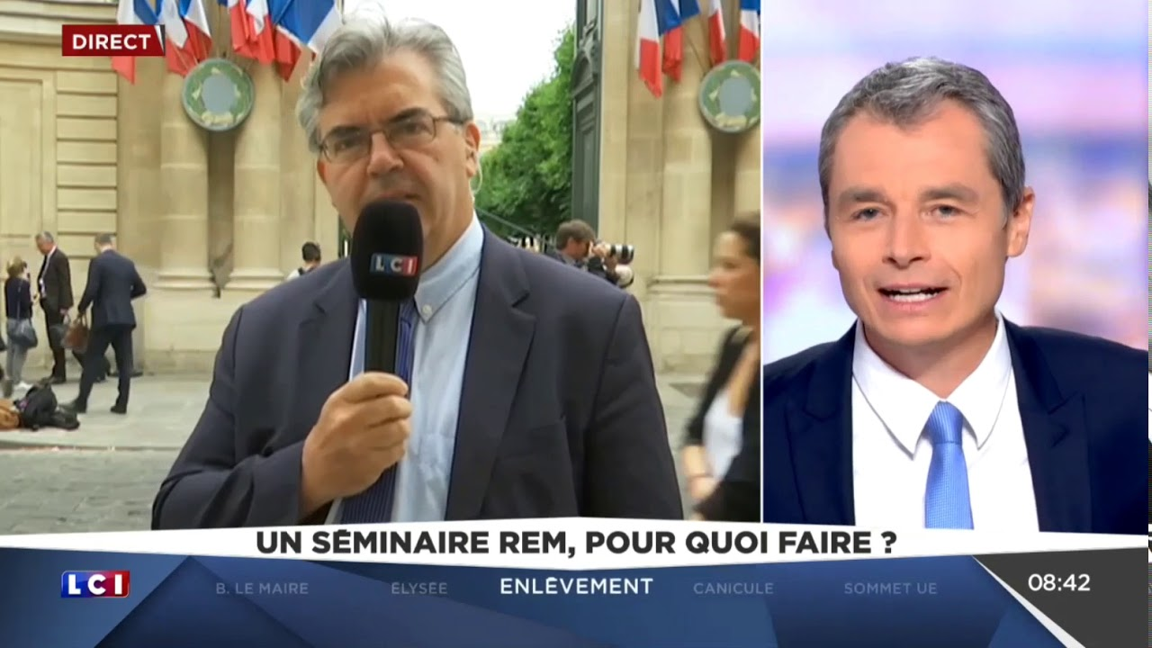 Interview LCI du 24 juin 2017