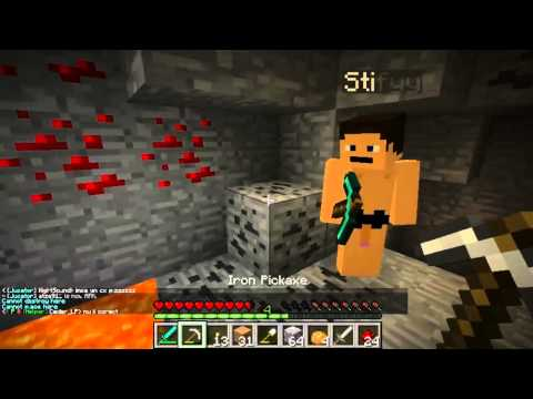 Minecraft: co-op w/ Stiffy, Bercea | Pe un server #2