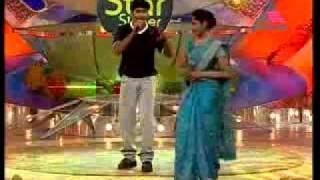 Vivekanand Idea Star SInger 2008 (Duet Round With Gayathri)- Theendai