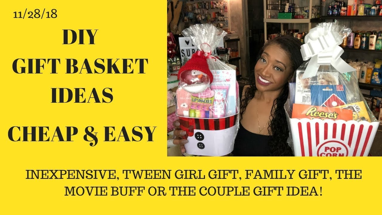 Comparar ojo alumno  Easy Cute Inexpensive ❤️ DIY Gift Ideas~For Couples, The Movie Buff & Tween  Girls~Inexpensive & Easy - YouTube