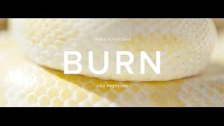 James Supercave - BURN // NO PRESSURE