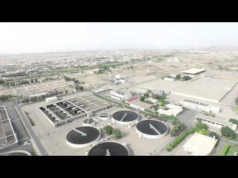 AlTaif Wastewater Treatment Plant