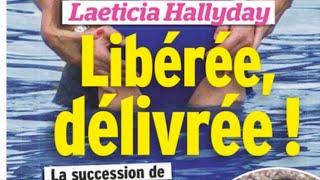 Laeticia Hallyday «agace» Pascal en Grèce – étrange «geste» pour Johnny en pleine baignade (phot