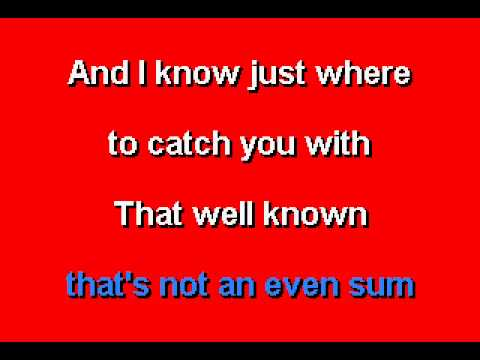 Robert Cray - Smoking Gun - Karaoke
