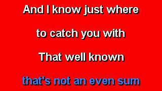 Robert Cray - Smoking Gun - Karaoke