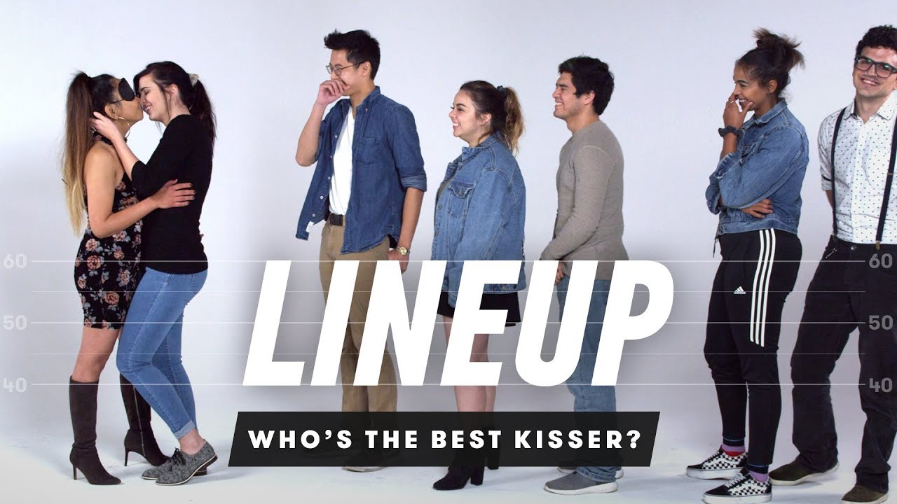 Who's the Best Kisser? - Lineup