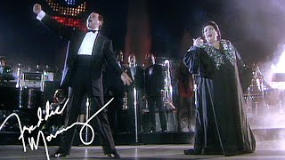 Freddie Mercury Ft. Montserrat Caballe - Barcelona - (Live in Olimpiada Cultural)