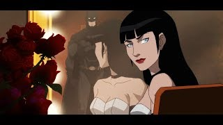 Batman & Zatana : Dark Romance