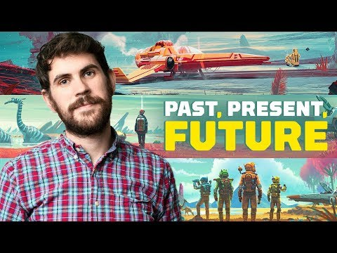 Sean Murray On the Present, Past and Future of No Man's Sky